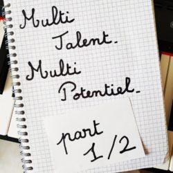 Multi talent part 1